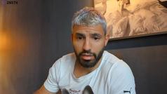 """La 'bronca' de Messi a Agüero en pleno directo: """"Dejá de boludear con eso"""""""