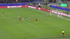 Gol de Zaniolo (2-0) en el Roma 2-1 Oporto