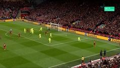 Gol de Origi (4-0) en el Liverpool 4-0 Barcelona