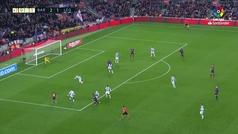 Gol de Messi (3-1) en el Barcelona 3-1 Leganés
