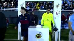MX: Copa del Rey: Resumen y goles del Ibiza 1-2 Barcelona