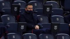 Dimisión de Bartomeu: ya no es presidente del Barcelona