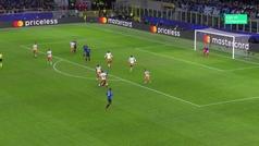 Gol de Ilicic (2-0) en el Atalanta 4-1 Valencia