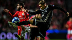 Champions League (J4): Resumen y goles del Benfica 1-1 Ajax
