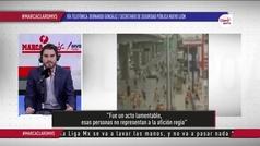Bernardo Garza, Secretario de Seguridad Pública de Nuevo León