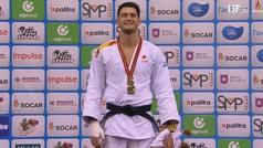 ¡Niko Sherazadishvili, primer campeón del mundo masculino de la historia de España!