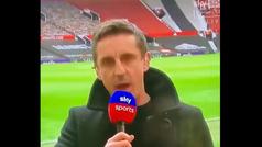"""El discurso Neville con los Glazer que salpica a Florentino y Laporta: """"Son peligrosos"""""""