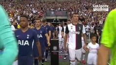 ICC 2019: Resumen y goles del Juventus 2-3 Tottenham