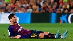 LaLiga (J5): Resumen y goles del Barcelona 2-2 Girona