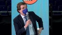 """El pasado de """"pívot"""" del alcalde de Madrid, José Luis Martínez-Almeida"""