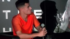 """Coutinho: """"Todos queremos la Champions"""""""