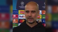 Guardiola se mete en un lío por estas declaraciones