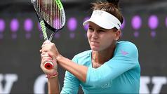 La rusa Kudermetova deja a Paula Badosa sin final en Charleston