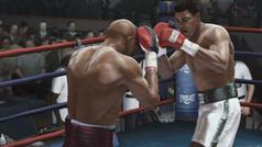 Muhammad Ali gana por KO a Holyfield en el combate que nunca se disputó