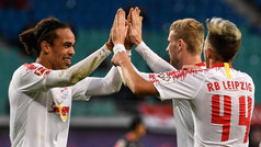 Bundesliga (J7): Resumen y goles del RB Leipzig 6-0 Nuremberg