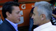 """Juvenal Olmos: """"Me voy contento con lo que hizo el equipo"""""""