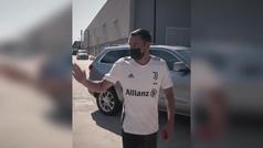 Allegri comienza su primer entrenamiento con la Juventus sin los jugadores internacionales