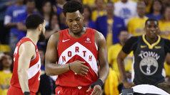 Kyle Lowry acaba con su maldición con un MVP a la altura de LeBron