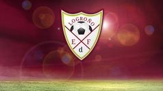 Goleada del EDF Logroño al Tacon en Las Gaunas