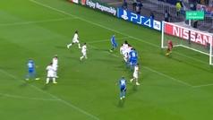 Gol de Kaderabek (2-2) en el Lyon 2-2 Hoffenheim