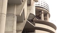 Arrancan las obras de reforma en el Santiago Bernabéu