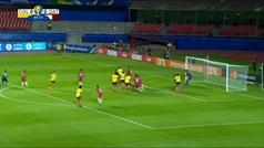 Copa América (Grupo B): Resumen y gol del Colombia 1-0 Catar
