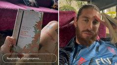 El Ramos más zen se recupera de su lesión... leyendo 'El arte de la prudencia'
