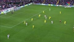 Gol de Álvaro García (2-1) en el