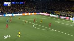 Gol de Chukwueze (1-4) en el Young Boys 1-4 Villarreal
