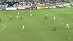 Iniesta da otra victoria al Vissel Kobe con un golazo desde fuera del área
