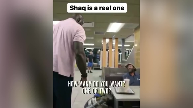 """NBA: Shaquille O'Neal stick to current stars: """"They're lazy and soft and they want us to respect them."""""""