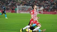 LaLiga 123 (J18): Resumen y goles del Almería 1-1 Lugo