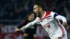 Europa League (J6): Resumen y goles del Olympiakos 3-1 AC Milan