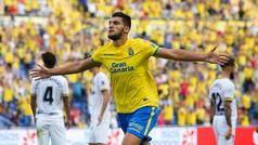 LaLiga 123 (J6): Resumen y gol del Las Palmas 1-0 Málaga