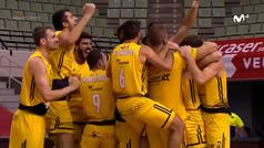 El Iberostar gana en el último segundo después de remontar ¡24 puntos!
