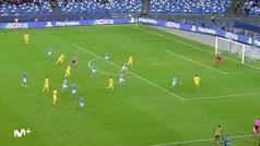 Gol de Griezmann (1-1) en el Nápoles 1-1 Barcelona