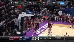 Iván Aurrecoechea deja su sello en el March Madness