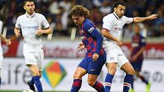 Rakuten Cup 2019: Resumen y goles del Barcelona 1-2 Chelsea