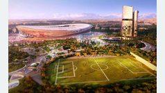 El proyecto Manica para el nuevo Estadio de Milán: 'Los anillos de Milán'