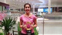 El mensaje de Carolina Marín tras conquistar el Super 1000 de China