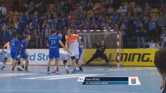 Los partidazos de Alex Dujshabaev y Aleix Gómez  se quedaron sin recompensa