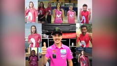 Movistar y sus deportistas se suman al Día Mundial contra el Cáncer de mama