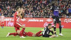 LaLiga (J12): Resumen y goles del Girona 0-0 Leganés