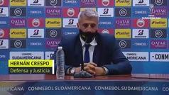 """El dolor de Crespo por Maradona: """"Tengo el alma destrozada"""""""