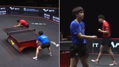 El letal golpe que asusta en el mundo del ping pong: ¿se puede parar el chop block?