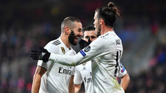 Champions League (J4): Resumen y goles del Viktoria 0-5 Real Madrid