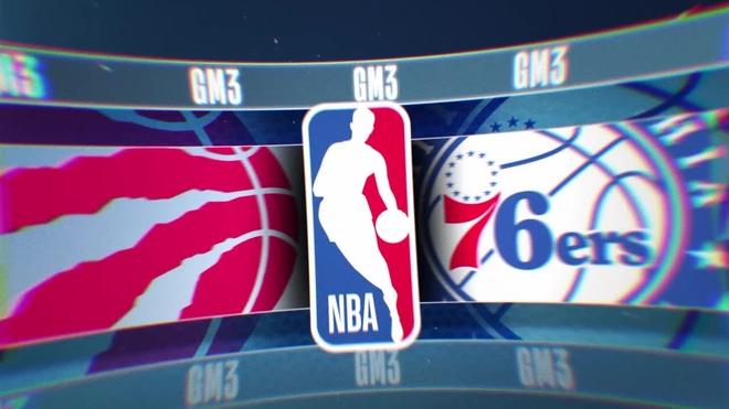 Filadelfia Sixers se fue arriba en la serie ante Toronto Raptors