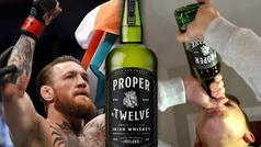 Un famoso youtuber  se bebe de un trago una botella de whiskey por el triunfo de McGregor ante Cerro