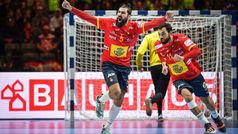 España se cuelga el oro del Europeo de balonmano al vencer (22-20) a Croacia