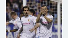 LaLiga 123 (J30): Resumen y goles del Zaragoza 1-0 Elche
